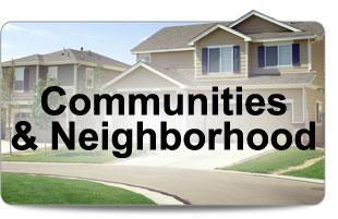 Communities and Neighborhood Info