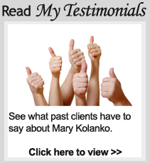 Mary Kolanko Reviews